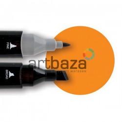 Маркер Touch Twin,  23 orange, ShinHan