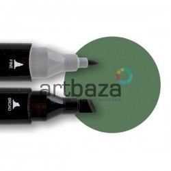 Маркер Touch Twin, 43 deep olive green, ShinHan