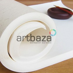 Рисовая бумага для каллиграфии и китайской живописи Гунби, 34.7 x 69 см., 1 лист