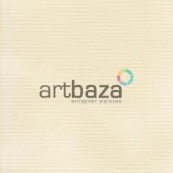 Бумага акварельная тисненая палевая, 520 x 750 мм., 200 гр./м2., 100 листов, Conzn