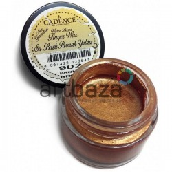 Воск для золочения Finger Wax, Bronze / Бронза, 20 мл., CADENCE арт.: 902