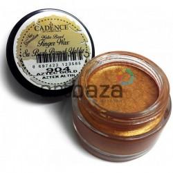 Воск для золочения Finger Wax, Aztec Gold / Золото Ацтеков, 20 мл., CADENCE арт.: 904
