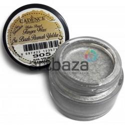 Воск для золочения Finger Wax, Silver / Серебро, 20 мл., CADENCE арт.: 905