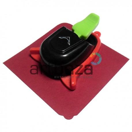 Штамп (компостер) для скрапбукинга, эмбоссинга и кардмейкинга, номер 1, 1.5 см., Kamei