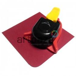 Штамп (компостер) для скрапбукинга, эмбоссинга и кардмейкинга, номер 2, 1.5 см., Kamei
