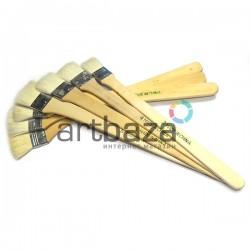 Кисть флейцевая для китайской каллиграфии и живописи из шерсти козы №3