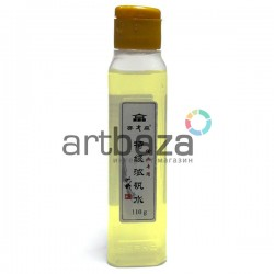 Фиксирующий раствор для гунби на основе желатина и квасцов, 110 мл.