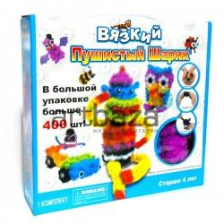 Конструктор - липучка Bunchems, 400 предметов ✅ bunchems купить в Украине оригинал