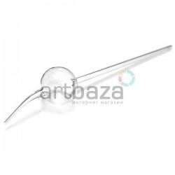Специальная стеклянная трубочка - инструмент для росписи в технике холодного батика | Купить инструменты для росписи тканей