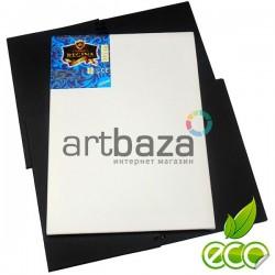 Холст хлопок на подрамнике мелкозернистый, грунтованный, р-р: 30x35 см., REGINA для живописи