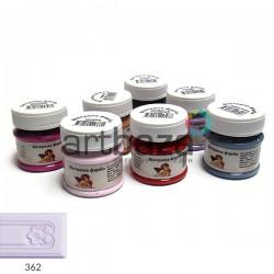 Винтажная меловая краска, пастельный фиолетовый, 50 мл., Daily ART
