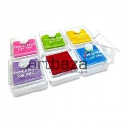 Штемпельная подушечка с чернилом для скрапбукинга и штампинга, фиолетовая. Купить в Украине по доступной цене