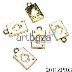 Бижутерные подвески (шармики) металлические для скрапбукинга, декора и бижутерии по оптовой цене интернет магазина в Украине