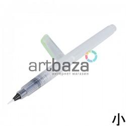 Кисть - ручка Brushpen для каллиграфии и растушёвки, заправляемая, 18 cм., малая, Superior | Water brush купить в Украине