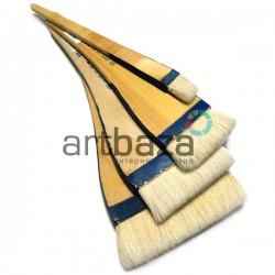 Кисть флейцевая для китайской каллиграфии и живописи из шерсти козы №2