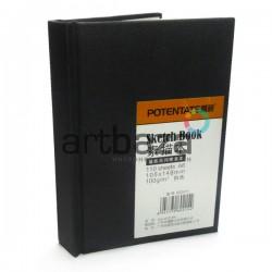 Блокнот для зарисовок (набросков), Sketchbook A6, 110 листов, 105 х 148 мм., POTENTATE | Скетчбуки для рисования в Украине