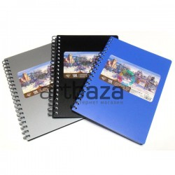 Альбом для эскизов на спирали, SKETCH BOOK, 25 листов, 190 x 260 мм., Arthen   Скетчбуки для рисования в Киеве и Украине