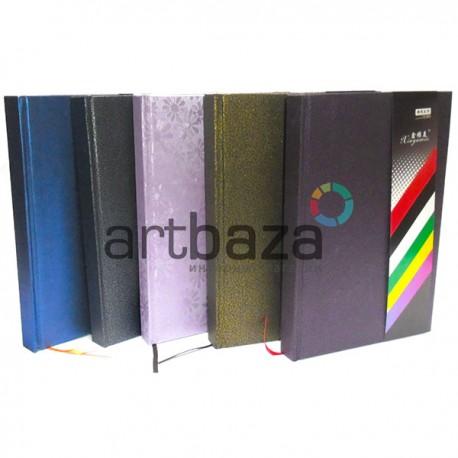 Блокнот - альбом (скетчбук) для эскизов Xinyamei SKETCH BOOK А6, 110 х 150 мм.