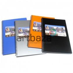 Альбом для эскизов на спирали, SKETCH BOOK, 25 листов, 255 x 375 мм., Arthen | Скетчбуки для рисования в Киеве и Украине