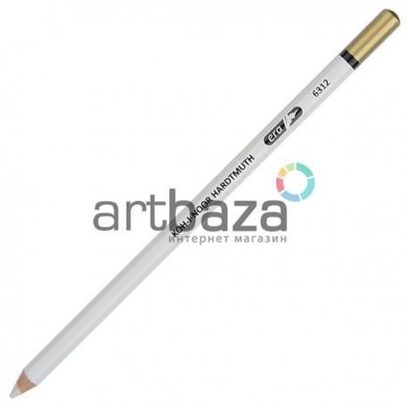 Ластик - карандаш ERA, Koh-i-Noor в деревянном корпусе, арт.: 6312   Товары и аксессуары для рисования и графики