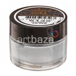 Воск для золочения Dora Finger Wax, Silver / Серебряный, 20 мл., CADENCE