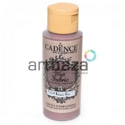 Краска по ткани матовая Style Matt Fabric, Ashy Rose / Пепельная Роза, 59 мл., Cadence