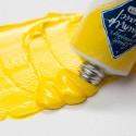 Краска художественная масляная, кадмий желтый светлый, 200, туба 46 мл., Мастер Класс