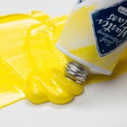 Краска художественная масляная, кадмий лимонный, 203, туба 46 мл., Мастер Класс