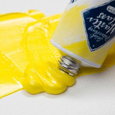 Краска художественная масляная, cadmium lemon / кадмий лимонный, 203, туба 46 мл., Мастер Класс 4607010580056