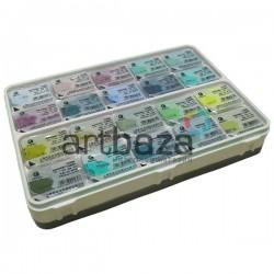 Набор художественной акриловой гуаши, 20 пастельных цветов по 30 мл., Maries, арт.: P-6022 / 6901893015932