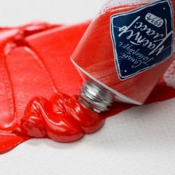 Краска художественная масляная, кадмий красный светлый, 302, туба 46 мл., Мастер Класс