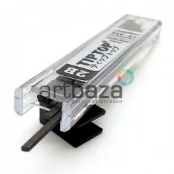 Стержни (грифели) для механического карандаша 1.8 мм., 2B, TIP TOP