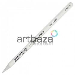 Цветной бездревесный карандаш в лаковом корпусе Progresso, титан белый, Koh-I-Noor