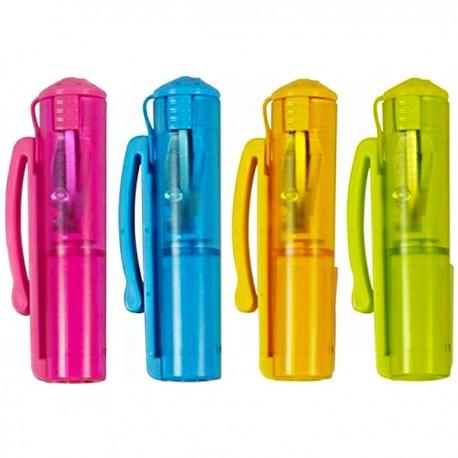 Колпачок - точилка для карандашей с контейнером, Cap Sharpener Pop, KUM, арт.: 27421 (4064900048674)