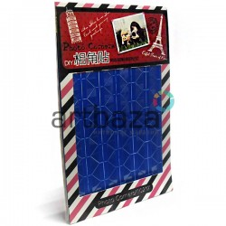 Синие фотоуголки для фотографий в скрапбукинге и кардмейкинге Photo Corners, 102 штуки (2000082378552) купить в Украине
