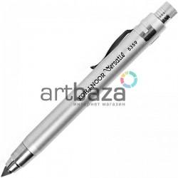 Цанговый механический карандаш с точилкой в футляре, Versatil, Ø5.6 мм., Koh-i-noor