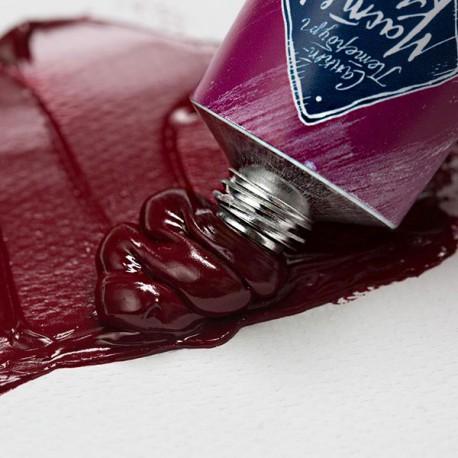 Краска художественная масляная, краплак фиолетовый стойкий / madder lake purple permanent, 340, туба 46 мл., Мастер Класс