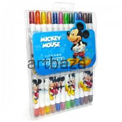 Детские восковые цветные карандаши для рисования, выкручивающиеся, 12 цветов, Rolling Crayon | OP-600A | 4761969702102
