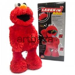 Механическая смеющаяся игрушка Elmo, 37 см., TMX ● 1515-A1 ● 6936872245611