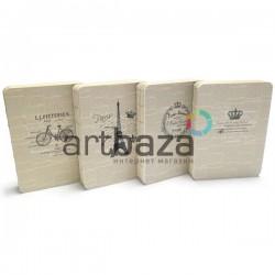 """Блокнот - скетчбук для рисования, 176 листов, 90 x 125 мм., """"Crown"""" ● FACKA-001 ● 6952695000985"""