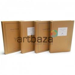 """Блокнот - книга для зарисовок (набросков), 160 листов, 145 x 215 мм., """"PLAIN PAPER"""""""