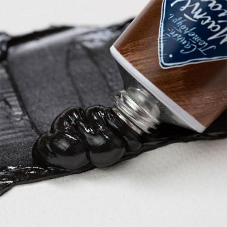Краска художественная масляная, марс коричневый темный прозрачный, 404, туба 46 мл., Мастер Класс 1104404 4607010580278