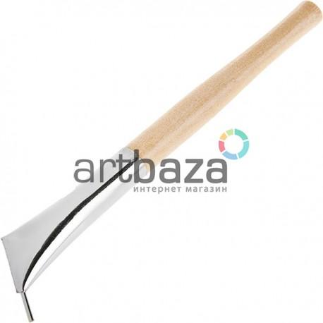 Чантинг - инструмент для нанесения жидкого горячего воска на ткань, большой Ø2 мм., CONDA купить в Украине на ARTBAZA