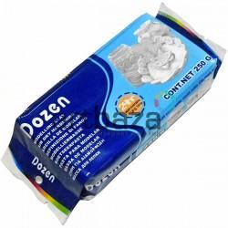 Глина (паста) для моделирования белая, 250 грамм, Dozen