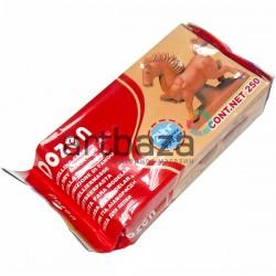 Глина (паста) для моделирования терракотовая, 250 грамм, Dozen
