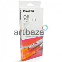 Набор художественных масляных красок для рисования, 12 цветов по 12 мл., Art Ranger ● EO1212C-3 ● 6949905294968
