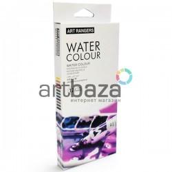 Набор художественных акварельных красок, 12 цветов по 12 мл., Art Ranger ● EW1212C-3 ● 6949905294951