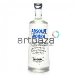 Миниатюра - имитация Absolut Vodka, 3.2 см., 3 штуки, Dollhouse