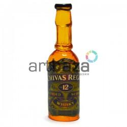 Миниатюра - имитация Chivas Regal, 4.4 см., 3 штуки, Dollhouse