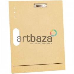 Художественный планшет с зажимом для рисования, 40 x 49 см.